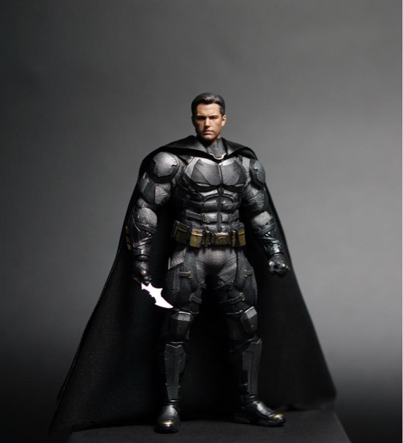 1//12 Scale Toy Type 2 Batman Head Sculpt Sovereign Knight