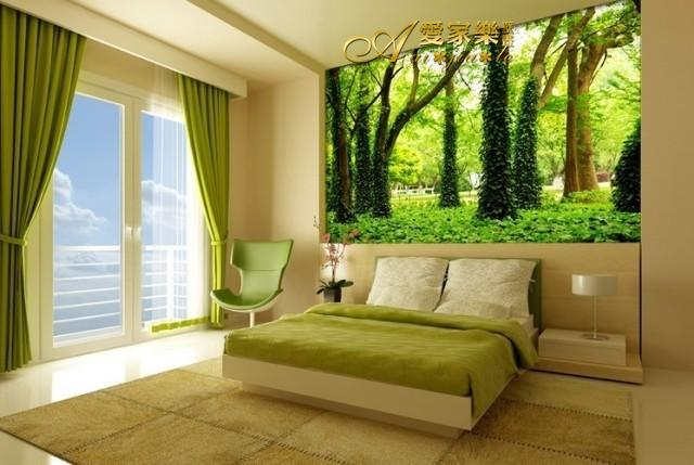 tree wallpaper living room custom size large 3d trees landscape tree forest mural 14138