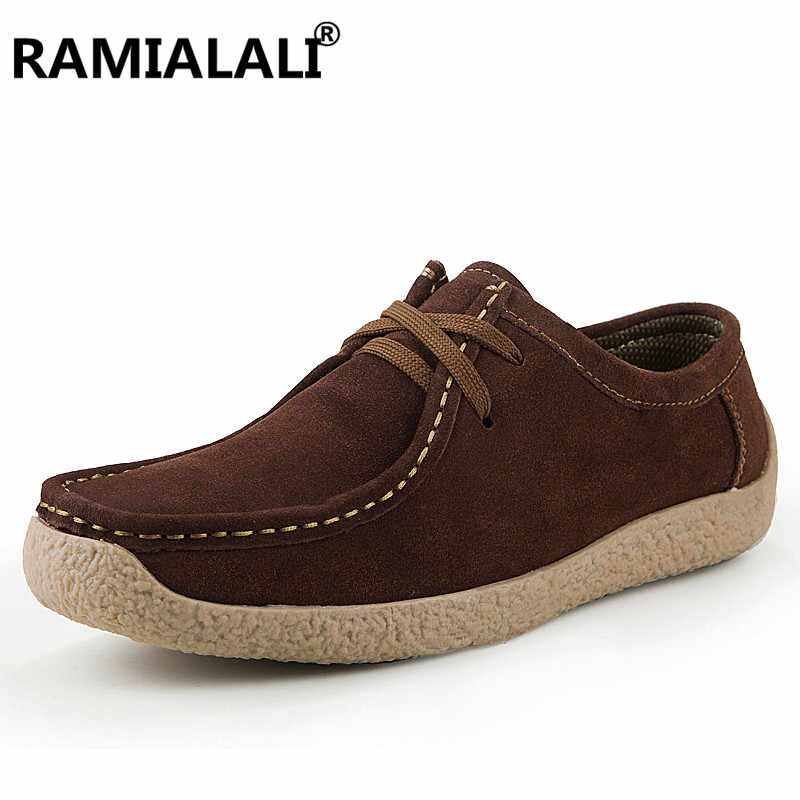 Men's Casual Shoes British Style Moccasins Genuine Leather Flats Zapatos Hombre Loafers Footwear Male Shoes Chaussures