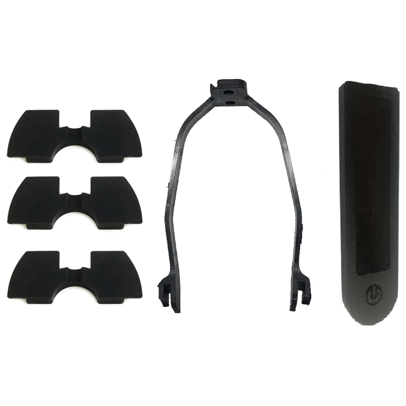 Rubber Vibration Dampers And Rear Mudguard Bracket Support Protection And Waterproof Panel Dashboard Circuit Board Cover For X