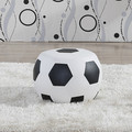 Creative Soccer Football Basketball Ottoman Colorful Stool Home Sports Convenient Sit Step Stools Change Shoe Furniture Seat 5kg