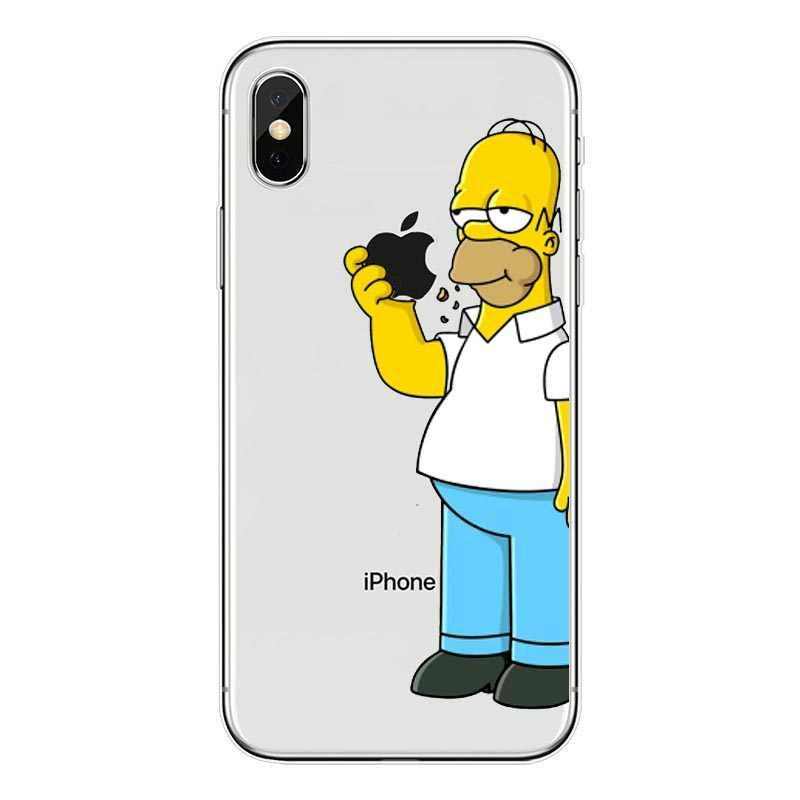 coque simpsons iphone 7