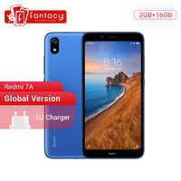 "In Lager Globale Version Xiaomi Redmi 7A 7 EINE 2GB 16GB 5,45 ""Snapdargon 439 Octa core-Handy telefon 4000mAh 12MP Kamera Smartphone"