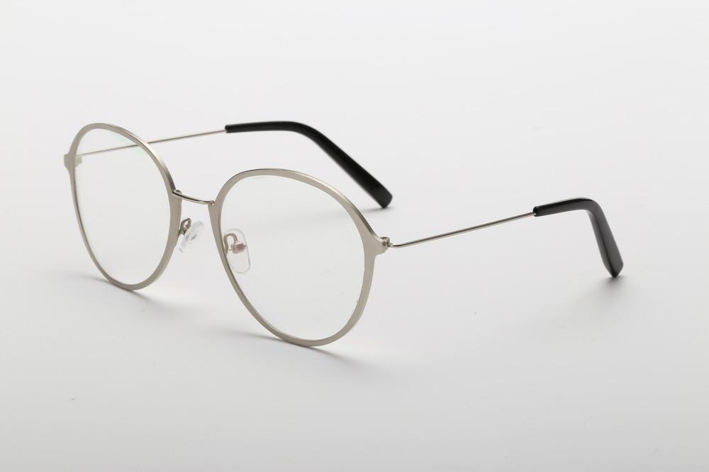 aliexpresscom buy japan vintage men brand design johnny depp round frame eyeglasses women metal oversized large frame prescription glasses eyewear from