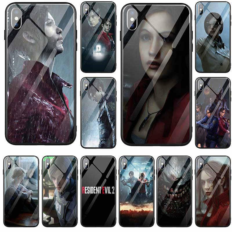 coque iphone 7 resident evil