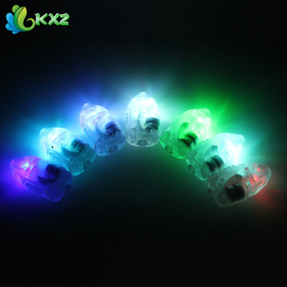 10pcs essential home decor led multi color twinkle holiday