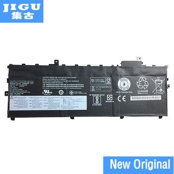JIGU ORIGNAL Laptop Battery 01AV429 01AV430 01AV431 SB10K97586 FOR LENOVO For ThinkPad X1 Carbon 2017 2018 X1 11.58V 57WH