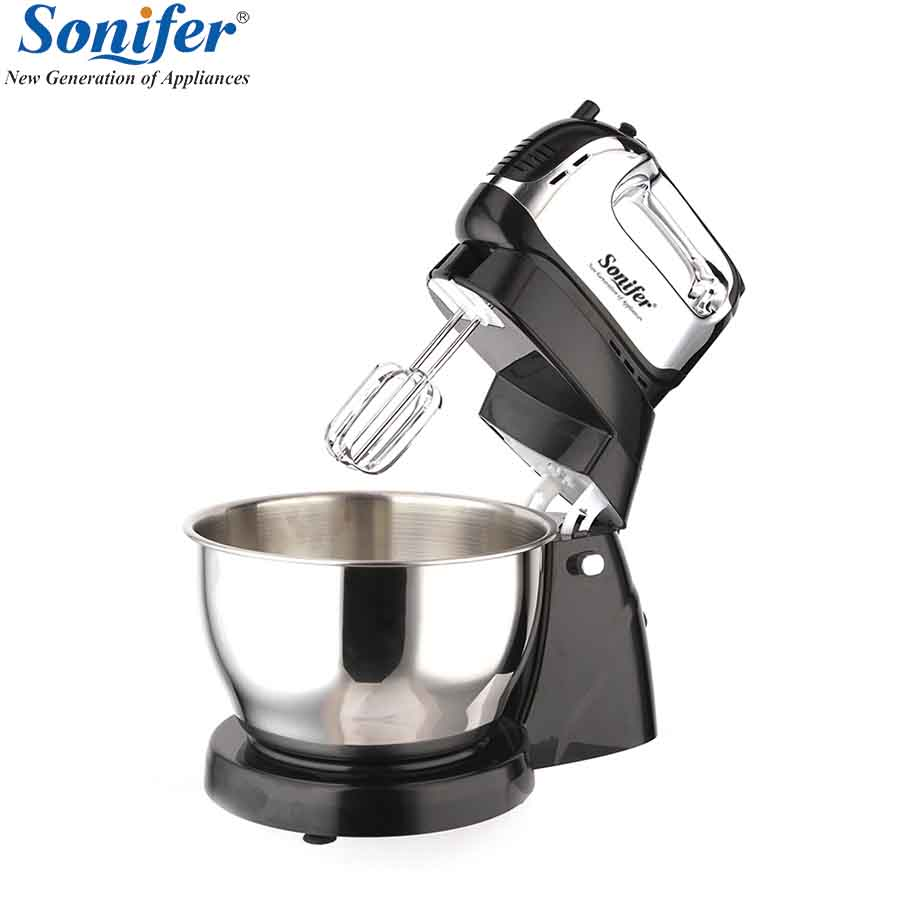 400W Original Food Blender Multifunction Large size Table Electric Food Mixers for Kitchen Dough Mixer Egg Beater Sonifer multifunction table electric food mixers dough mixer egg beater 220v food blender for kitchen sonifer