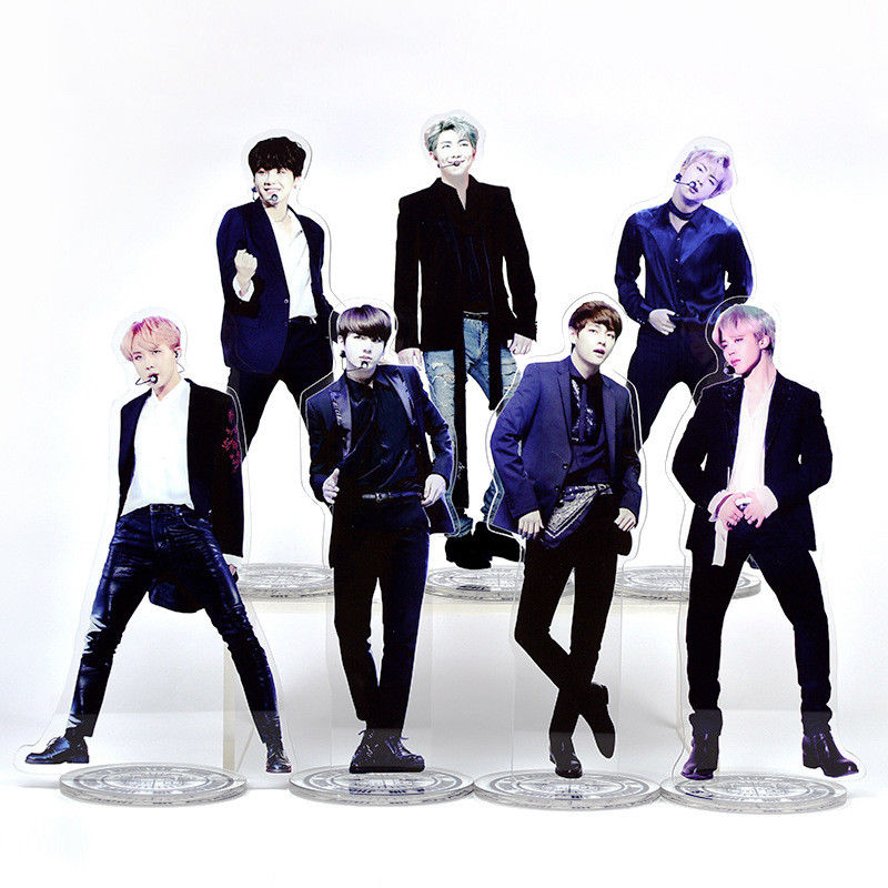 Best BTS Acrylic Stand Toy Figure All Members