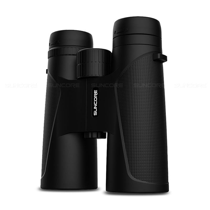 Tools : 12x42 Binoculars HD High Power Multi-layer Green Coating Portable Telescope Outdoor Hiking Camping