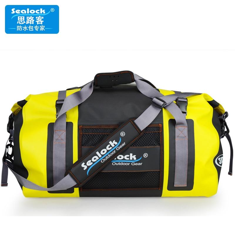 45L sac étanche étanche à l'air sac de plongée/sac à bandoulière Tour bord de mer A5227