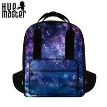 Оттенок мастер 17 дюймов дамы рюкзак Объёмный рисунок (3D-принт) звезда шаблон утолщение высокое качество для девочек рюкзак мешок отдыха дорожные сумки