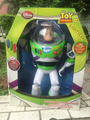 "Brinquedos zumbido Lightyear Falando Buzz Lightyear PVC Action Figure Collectible Toy 12 ""30 CM"