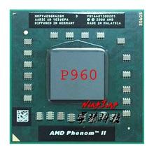 AMD Phenom II четырехъядерный мобильный P960 1,8 ГГц Quad Core Quad нить Процессор процессор HMP960SGR42GM гнездо S1