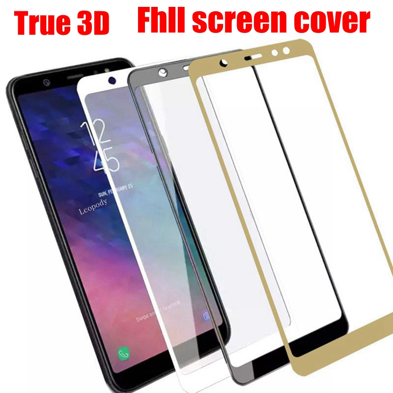 3D <font><b>Full</b></font> <font><b>Cover</b></font> Tempered <font><b>Glass</b></font> on the For <font><b>Samsung</b></font> <font><b>Galaxy</b></font> S7 A6 <font><b>A5</b></font> A3 2017 J3 J5 J7 <font><b>2016</b></font> 2017 Plus Screen Protective <font><b>Glass</b></font> Film image