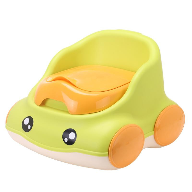 0-9 Years Old Kids Cute Car Toilets Large Size Baby Portable Toilet Training Bebe Potties&Seats Baby Girl's&Baby Boy's WC MT0048