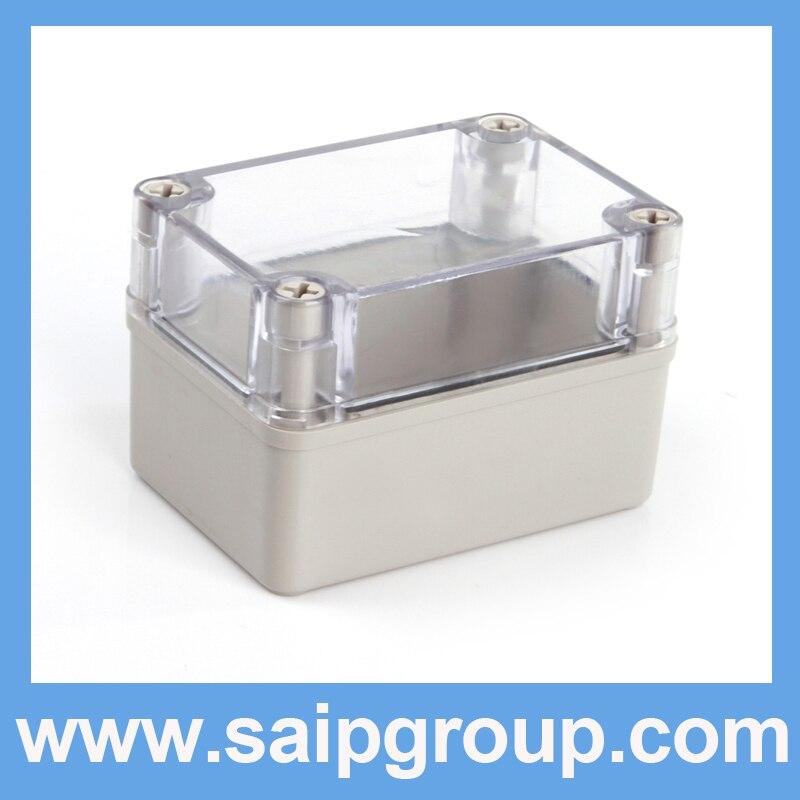 Outdoor Transparent Waterproof Plastic Junction Box