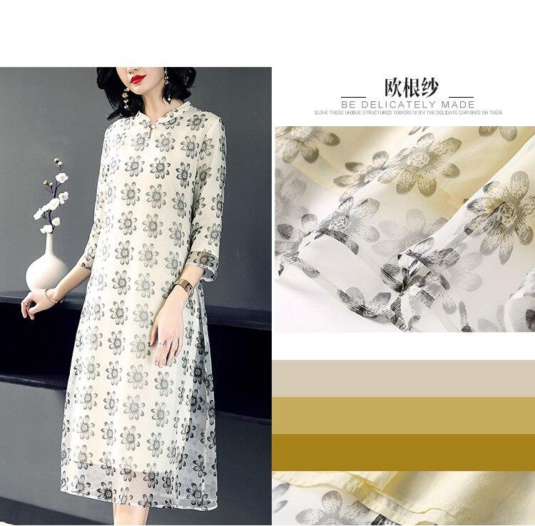 Chinois Soie Eugen Tempérament Robe Vent Antique De 2018 Nouveaux Color Et Élégant Fil Avec Styles Picture 7qPHxwR