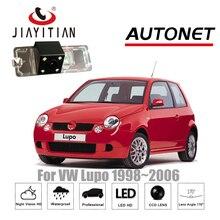 Jiayitian заднего вида Камера для Volkswagen VW Lupo 1998 ~ 2006 ПЗС Обратный Камера/Номерные знаки для мотоциклов лампа/Парковочные системы