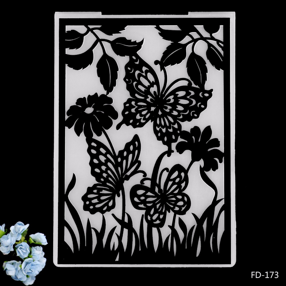 Selfless Rectangle Background Metal Cutting Dies Embossing Stencil Decor Scrapingbook Diy Crafts Clear Stamps For Card Making New 2018 Arts,crafts & Sewing Scrapbooking & Stamping