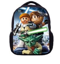 13 Inch Star Wars Master Yoda School Bags for Kindergarten Children kids School Backpack for Girls Children's Backpacks Mochila