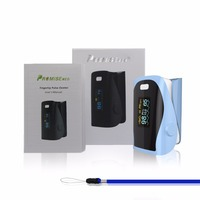 Finger Pulse Oximeter Accurate For Medical Equipment And Daily Sports Fitness Pulse Rate Alarm Meter PR
