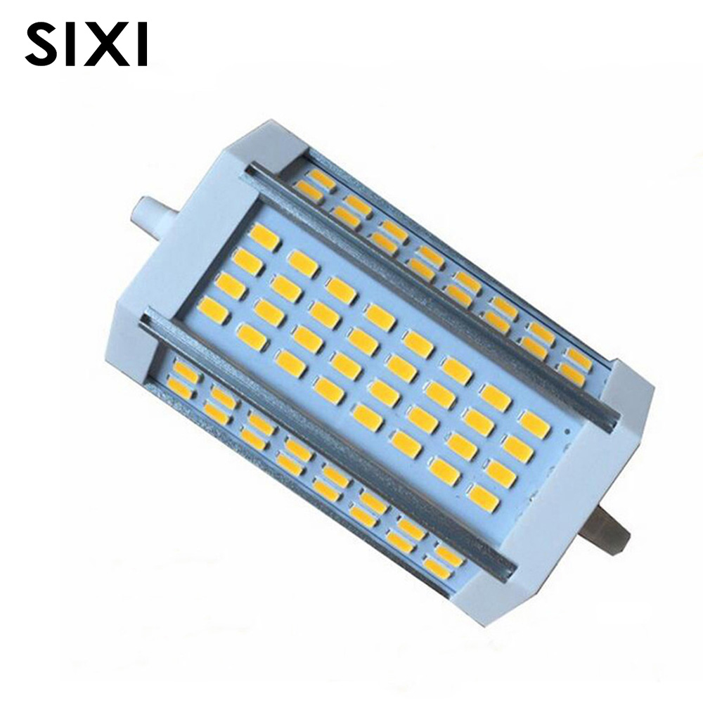 r7s 30w 118mm dimmable led bulb floodlight bulb r7s light. Black Bedroom Furniture Sets. Home Design Ideas