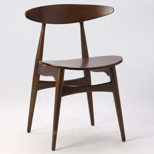 Peachy Scandinavian Furniture Wood White Oak Black Walnut Dining Forskolin Free Trial Chair Design Images Forskolin Free Trialorg