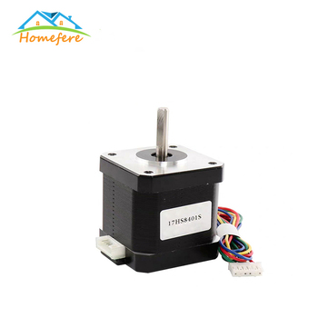 5 Pcs 17HS4401 Nema17 Stepper Motor 42 motor Nema 17 Motor 42BYGH 1.7A Stepper Motor 4-lead for 3D Printer