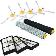 Для IRobot Roomba Запчасти комплект серии 800 860 865 866 870 871 880 885 886 890 900 960 966 980 -кисти и фильтры