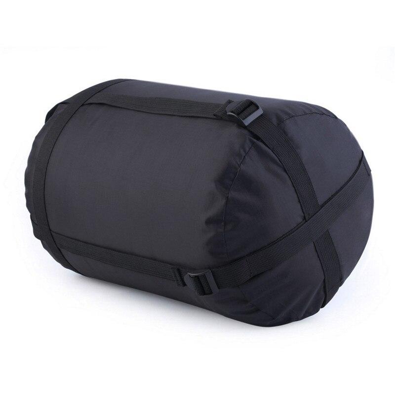Image 3 - Компрессионный спальный мешок легкий складной, уличный, для кемпинга Пешие прогулки высококачественное хранение пакет спальные мешки аксессуары-in Спальные мешки from Спорт и развлечения