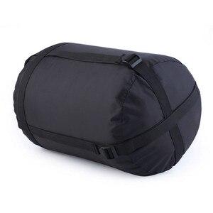 Image 3 - Saco de dormir de compresión ligero, plegable, para acampar al aire libre, senderismo, paquete de almacenamiento de alta calidad, bolsas de dormir, accesorios