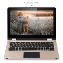 Многофункциональный ноутбук Intel Apollo Lake N3450 11.6 «4 ГБ DDR3L + 64 ГБ EMMC сенсорный Win10 Quad ядро Intel HD Графика 500 V2