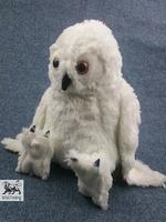 Wizarding World Hedwig Owl Plush Toys 28cm