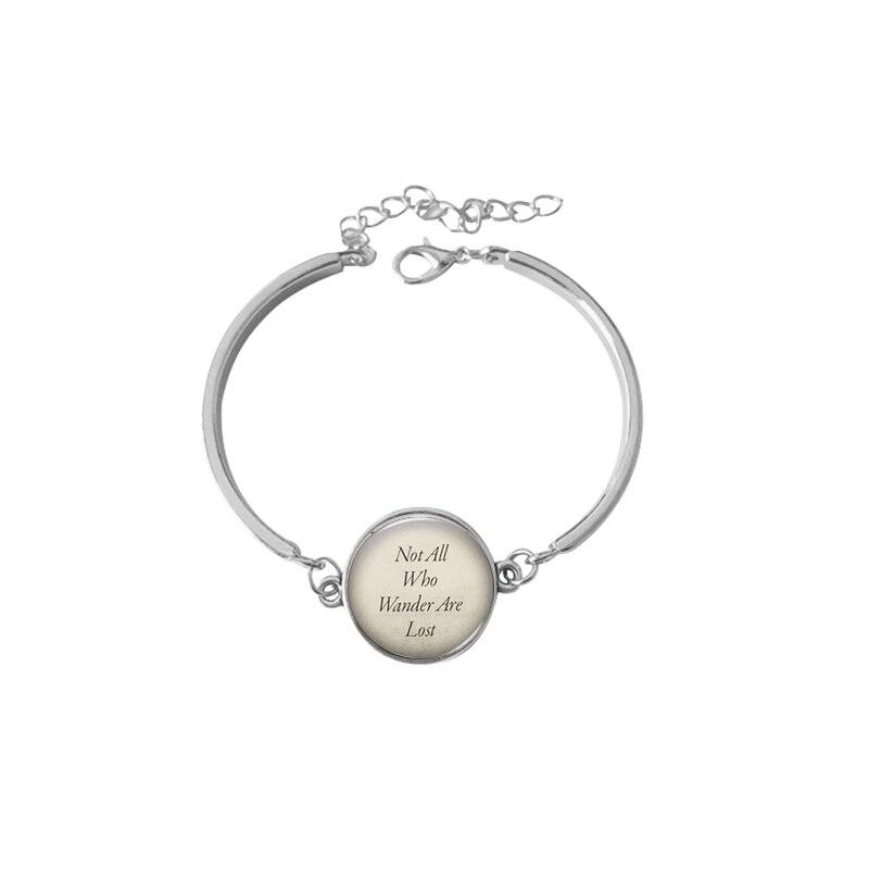 Ztung LVS1 Pour femmes Cadeau Bracelet Motivation Sagesse Inspiré Bijoux Ciel et Nuage Pate Dôme Verre Bracelet