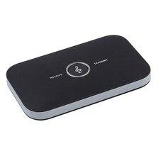 Hifi 2 в 1 Bluetooth 4.1 Аудио Приемник Передатчик Беспроводной A2DP Bluetooth Аудио Адаптер Портативного Аудиоплеера Aux 3.5 мм