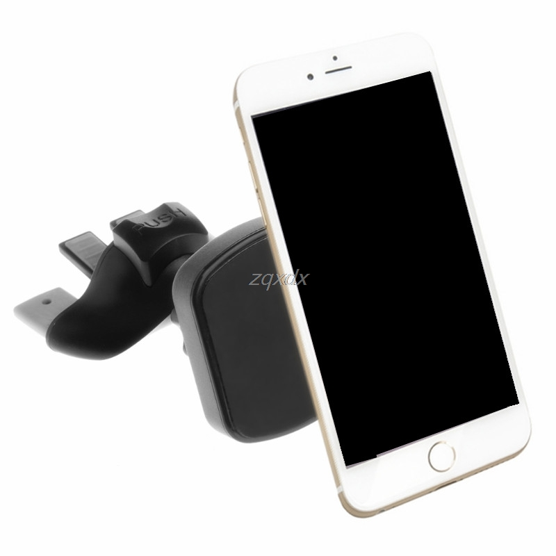 Best Magnetic CD Slot Car Mount Holder 360 Degree Swivel Universal Black Cradle-less Car Phone Holder Whosale&Dropship