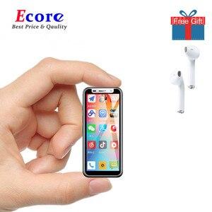 Super Mini portable Smartphones Cheap Melrose 2019 Ultra Slim 3.4'' Android Telefone Fingerprint ID 2GB RAM 5MP 4G Mobile Phone