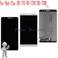 6.8 inch LCD DIsplay + Touch Screen Digitizer Assembly For Lenovo Phab Plus PB1 770 PB1 770N PB1 770M