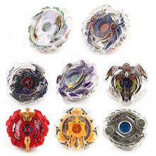 8pcs lot Beyblade With Launcher Original Box Metal Fusion 4D Fighting Gyro 3053 Spinning Top Gift