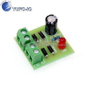 1N4007 Bridge rectifier AC turn DC power converter full wave rectifier circuit board kit (BULK)