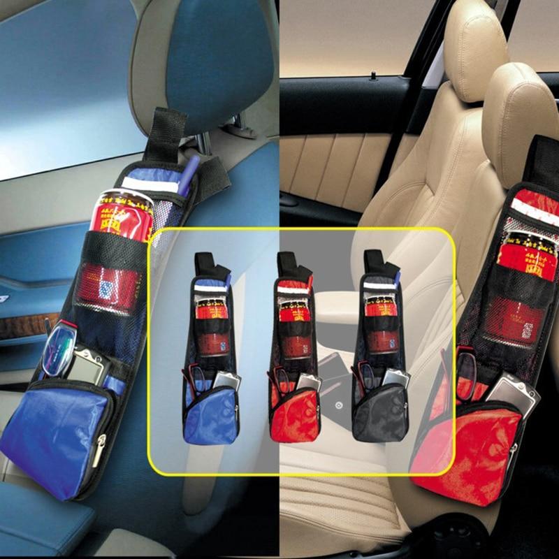 Nuevo diseño Bolsa de almacenamiento de asiento de automóvil Bolsa - Accesorios de interior de coche - foto 2