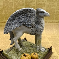 Harry Potter Magic Creature Rasing Pet Hagrid HIPPOGRIFF 6 inch doll Action Figure Statue Opp Bag Pack Model S155