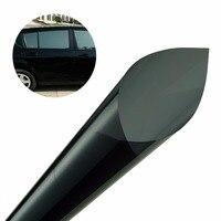 50*300 см Автомобильная оконная тонированная пленка VLT 17% оконные фольги Солнечная защита автомобиля домашнее стекло взрывозащищенное окно то...