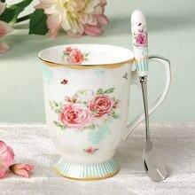 Elegant Gestreiften Muster Design Porzellan Tassen Und Becher Hohe Qualität Keramik Tassen Für Tee und Kaffee