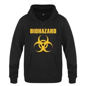 Moive BIOHAZARD logo Printed H