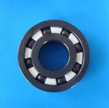 6 pcs/lot 6204 Si3N4 roulements à billes en céramique pleine 20x47x14mm roulements à billes en nitrure de silicium 20*47*14