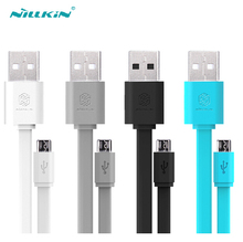 Nillkin Cable Universal Flat Micro USB Data Cable 5V 2A Quick Charge Cable For Samsung Umi