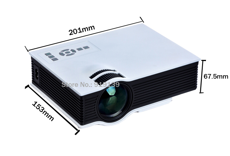 New 40 HD LED Projector pic 16