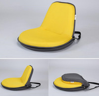 Mesh Fabric Outdoor/Indoor Foldable Floor Chair Multi use Durable Leisure Lazy Chair For Beach, Picnics, Stadium Sporting Event